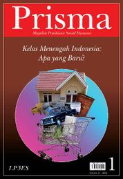 PRISMA : Kelas Menengah Indonesia by Tim Prisma Cover