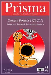 Cover PRISMA : Gerakan Pemuda 1926-2011 oleh Tim Prisma