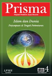 Cover PRISMA : Islam & Dunia oleh Tim Prisma