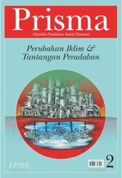 Cover PRISMA : Perubahan Iklim & Tantangan Peradaban oleh Tim Prisma