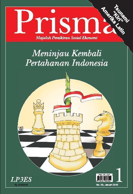 Buku Digital PRISMA : Meninjau Kembali Pertahanan Indonesia oleh Tim Prisma