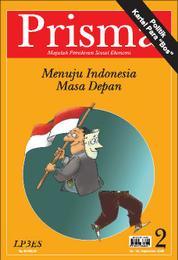 Cover PRISMA : Menuju Indonesia Masa Depan oleh Tim Prisma