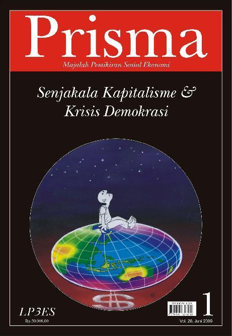 Buku Digital PRISMA : Senjakala Kapitalisme & Krisis Demokrasi oleh Tim Prisma