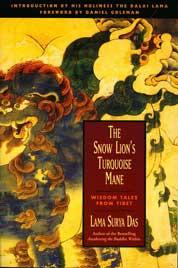 Cover The Snow Lion's Turquoise Mane oleh Surya Das