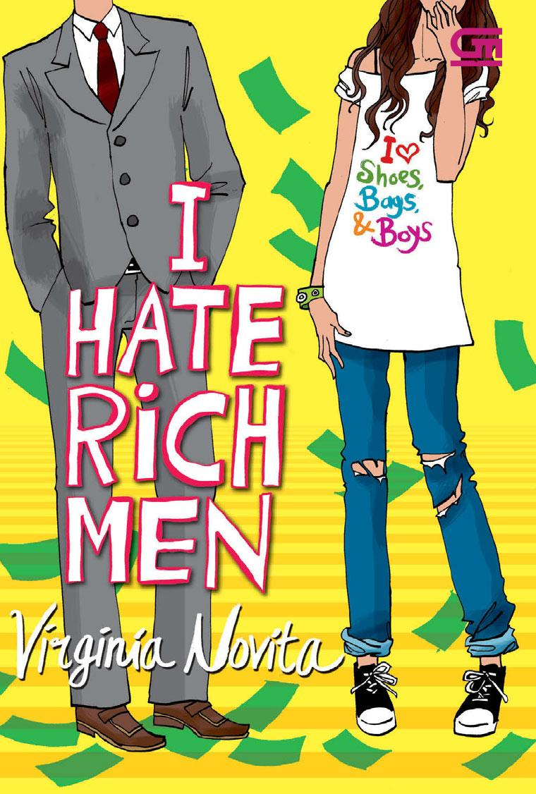 Buku Digital MetroPop: I Hate Rich Men oleh Virginia Novita
