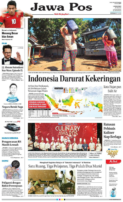 Koran Digital Jawa Pos 13 September 2017