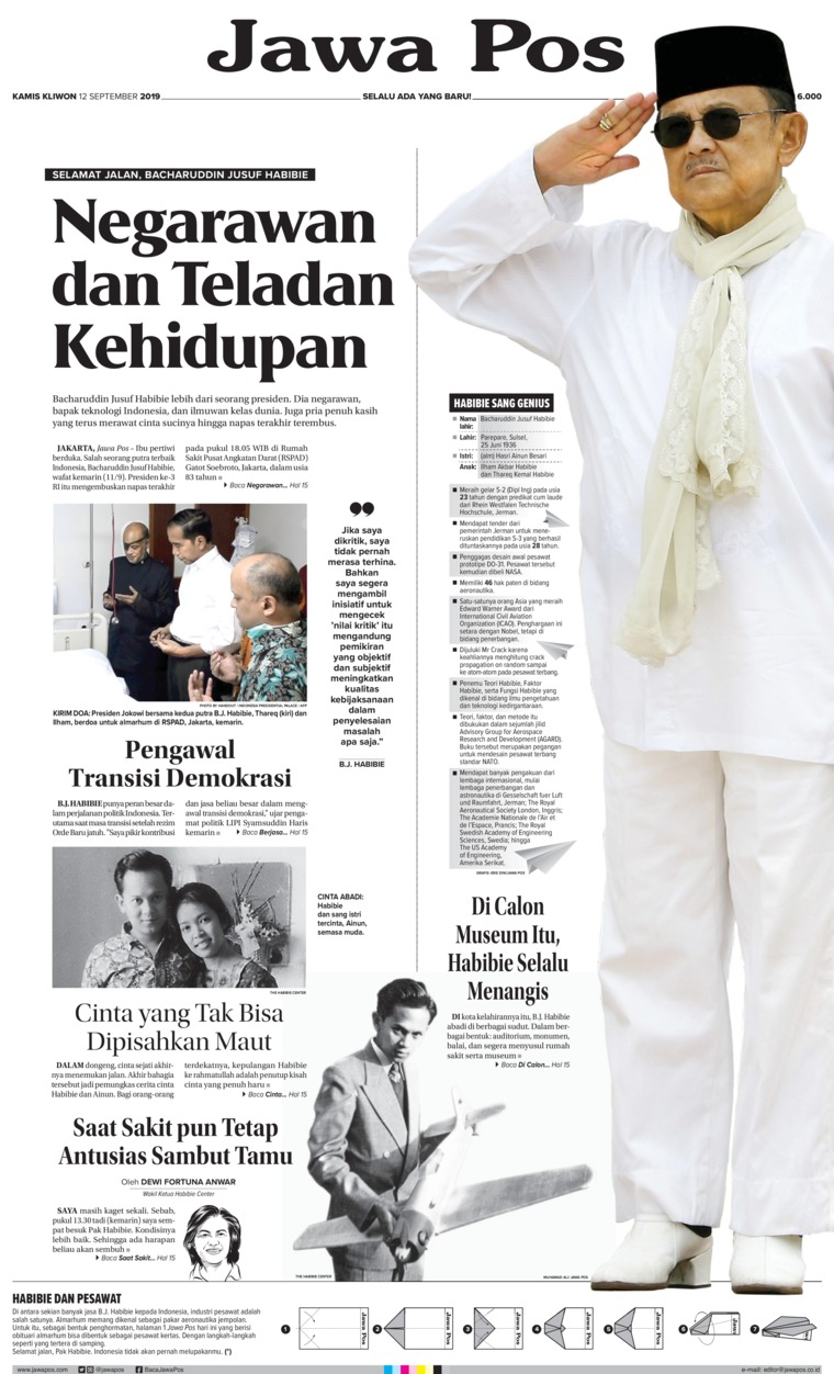 Koran Digital Jawa Pos 12 September 2019