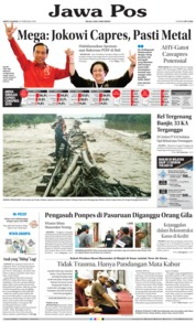 Cover Jawa Pos 24 Februari 2018
