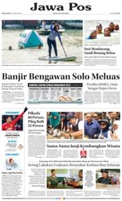 Cover Jawa Pos 26 Februari 2018