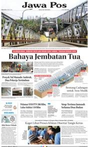 Cover Jawa Pos 18 April 2018