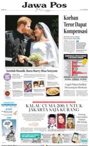 Cover Jawa Pos 20 Mei 2018