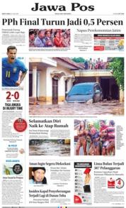 Cover Jawa Pos 23 Juni 2018