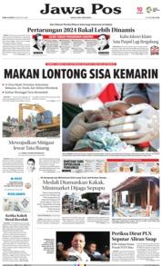 Cover Jawa Pos 08 Agustus 2018