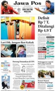 Cover Jawa Pos 18 September 2018