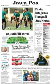 Cover Jawa Pos 21 September 2018