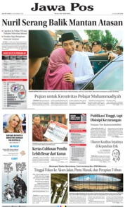 Cover Jawa Pos 20 November 2018