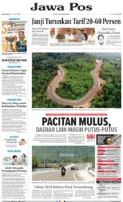 Cover Jawa Pos 14 Januari 2019