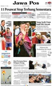 Cover Jawa Pos 12 Maret 2019