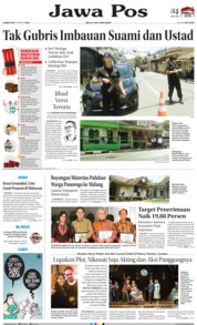 Cover Jawa Pos 14 Maret 2019