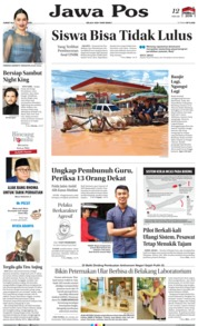 Cover Jawa Pos 05 April 2019
