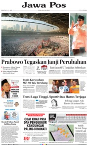 Cover Jawa Pos 08 April 2019