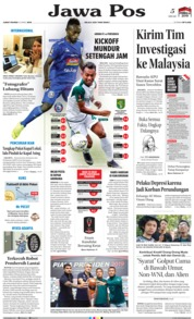 Cover Jawa Pos 12 April 2019