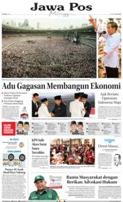 Cover Jawa Pos 14 April 2019