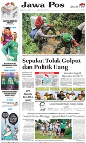 Cover Jawa Pos 16 April 2019