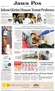 Jawa Pos Cover 19 April 2019