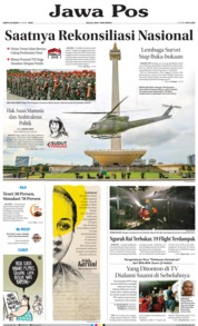 Cover Jawa Pos 20 April 2019