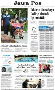 Cover Jawa Pos 17 Mei 2019