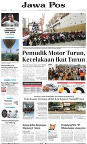 Cover Jawa Pos 10 Juni 2019