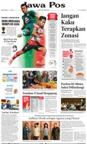 Cover Jawa Pos 19 Juni 2019