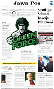 Jawa Pos Cover 01 July 2019