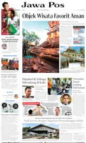 Jawa Pos Cover 17 July 2019