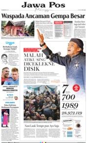 Cover Jawa Pos 04 Agustus 2019