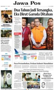 Cover Jawa Pos 08 Agustus 2019