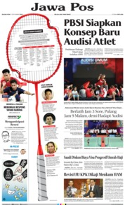 Cover Jawa Pos 10 September 2019