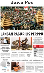 Cover Jawa Pos 27 September 2019