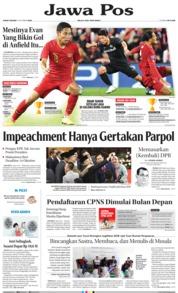 Cover Jawa Pos 04 Oktober 2019