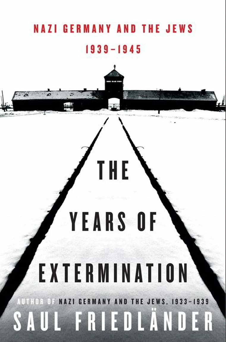 a review of the book the extermination of the jews The years of extermination: nazi germany and the jews  review: the years of extermination: nazi germany and the jews, 1939-1945 book.