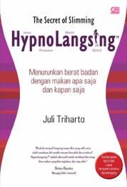 Cover The Secret of Slimming Hypnolangsing oleh