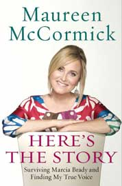 Cover Here's the Story oleh Maureen McCormick