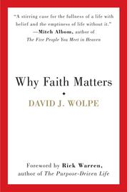 Why Faith Matters by David J. Wolpe Cover