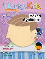 Diaries Kidz Magazine Cover ED 02 2014