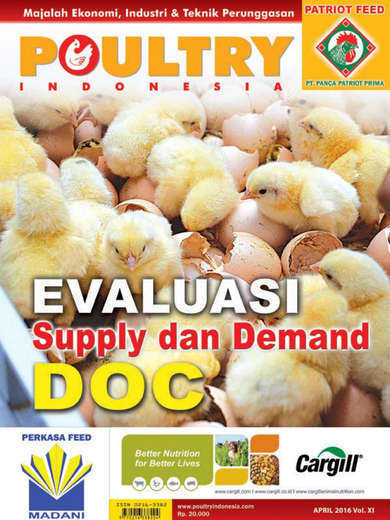Majalah Digital POULTRY Indonesia April 2016