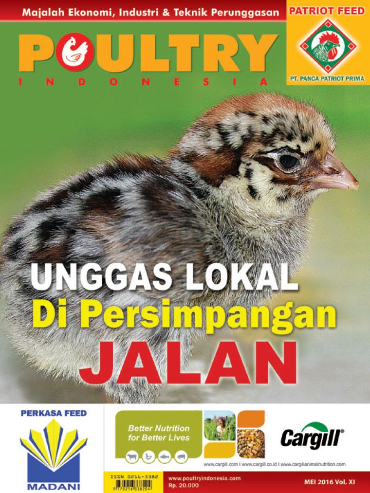 Majalah Digital POULTRY Indonesia Mei 2016
