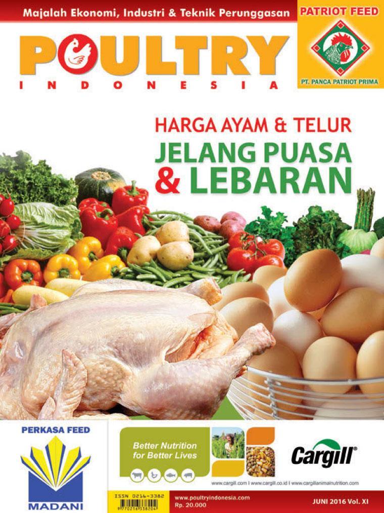 Majalah Digital POULTRY Indonesia Juni 2016