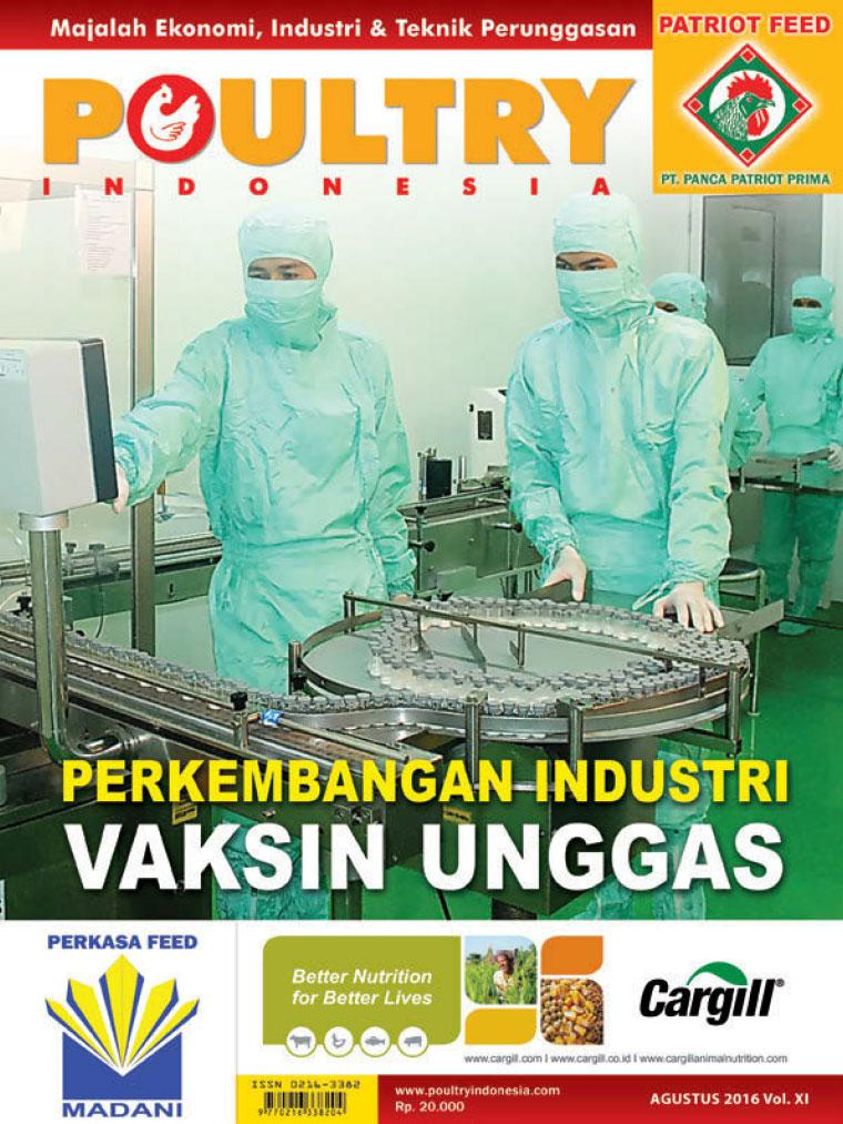 Majalah Digital POULTRY Indonesia Agustus 2016