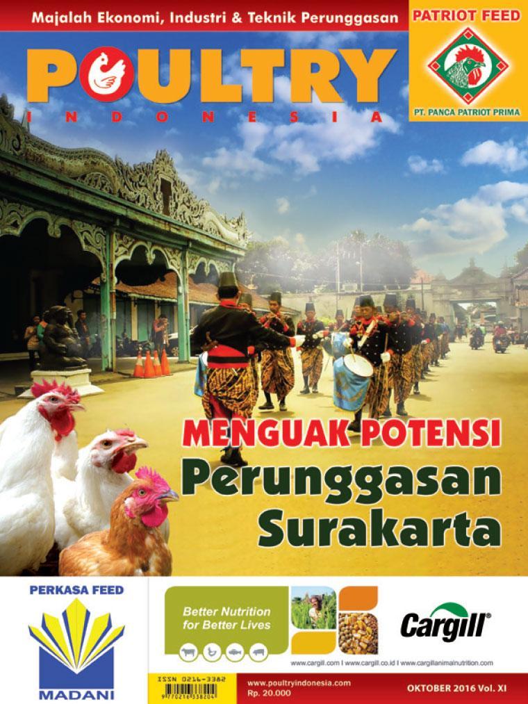 Majalah Digital POULTRY Indonesia Oktober 2016